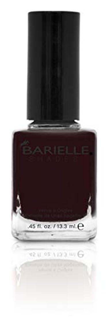 ループお風呂を持っている負荷BARIELLE バリエル ブラックローズ 13.3ml Black Rose 5219 New York 【正規輸入店】
