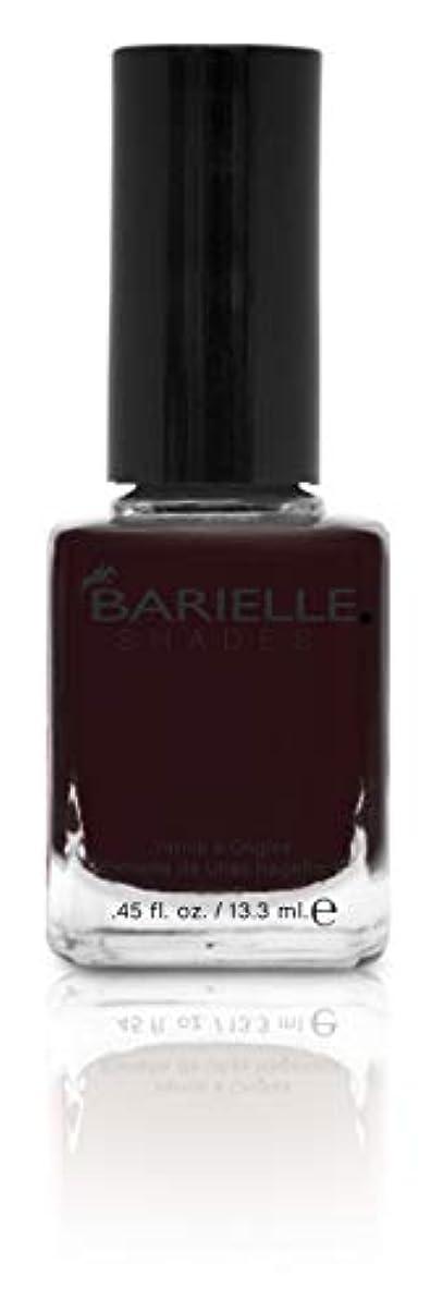 極端な体細胞孤独なBARIELLE バリエル ブラックローズ 13.3ml Black Rose 5219 New York 【正規輸入店】