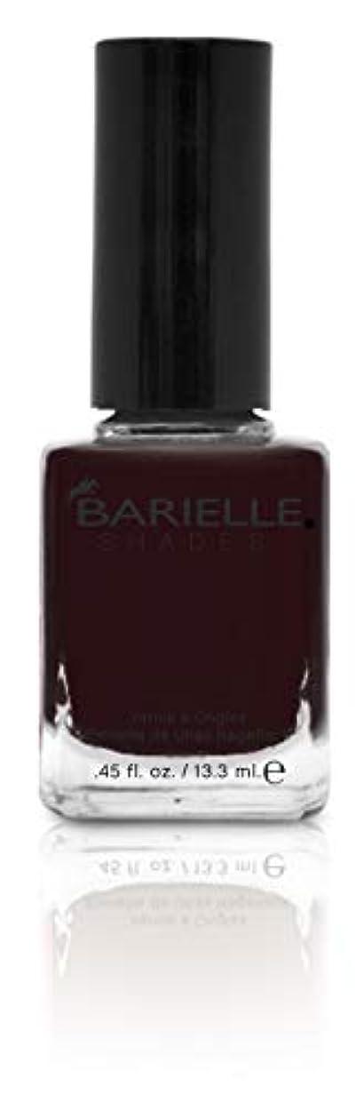 注目すべき区別オールBARIELLE バリエル ブラックローズ 13.3ml Black Rose 5219 New York 【正規輸入店】