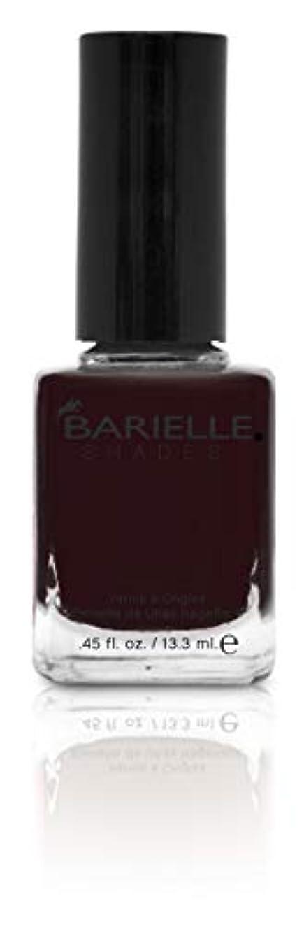 遅滞スモッグ叫び声BARIELLE バリエル ブラックローズ 13.3ml Black Rose 5219 New York 【正規輸入店】