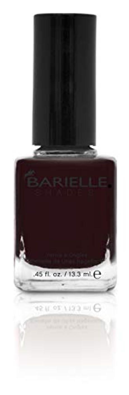 BARIELLE バリエル ブラックローズ 13.3ml Black Rose 5219 New York 【正規輸入店】