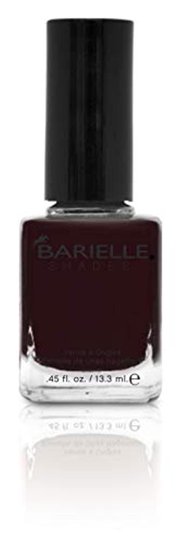 追跡ペチュランス落ち着いてBARIELLE バリエル ブラックローズ 13.3ml Black Rose 5219 New York 【正規輸入店】
