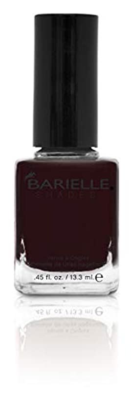 最も擬人喜劇BARIELLE バリエル ブラックローズ 13.3ml Black Rose 5219 New York 【正規輸入店】