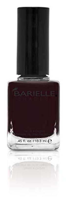彼の装備するクライアントBARIELLE バリエル ブラックローズ 13.3ml Black Rose 5219 New York 【正規輸入店】