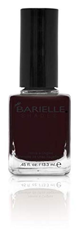 敬絡み合い一杯BARIELLE バリエル ブラックローズ 13.3ml Black Rose 5219 New York 【正規輸入店】