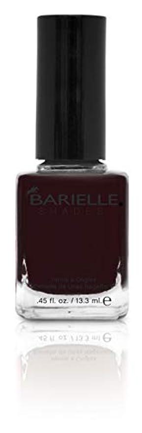 遵守するプロフェッショナル忘れるBARIELLE バリエル ブラックローズ 13.3ml Black Rose 5219 New York 【正規輸入店】