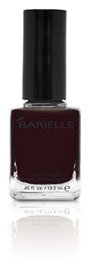 農奴寄生虫歴史家BARIELLE バリエル ブラックローズ 13.3ml Black Rose 5219 New York 【正規輸入店】