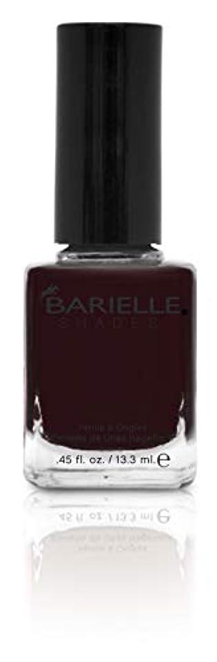 アルカトラズ島緊張意外BARIELLE バリエル ブラックローズ 13.3ml Black Rose 5219 New York 【正規輸入店】