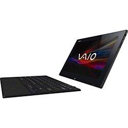 ソニー(VAIO) VAIO Tap 11 (11.6型タッチ/Win8.1_64/Ci5/4G/128G/Office/LTE対応) ブラック SVT11229EJB
