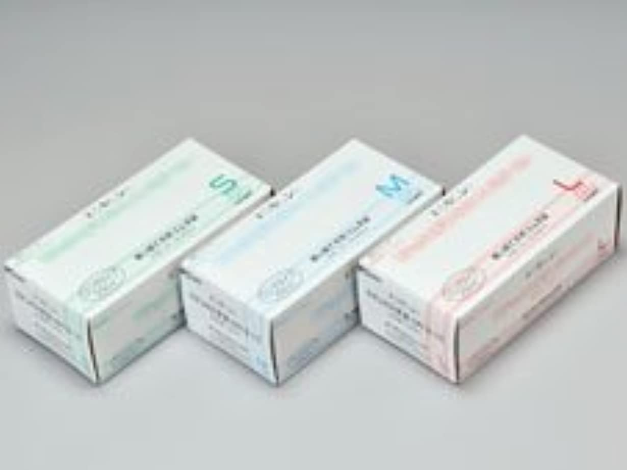 マラウイブースト満州エクセレントラテックス手袋 NR-310PF Mサイズ 100枚入
