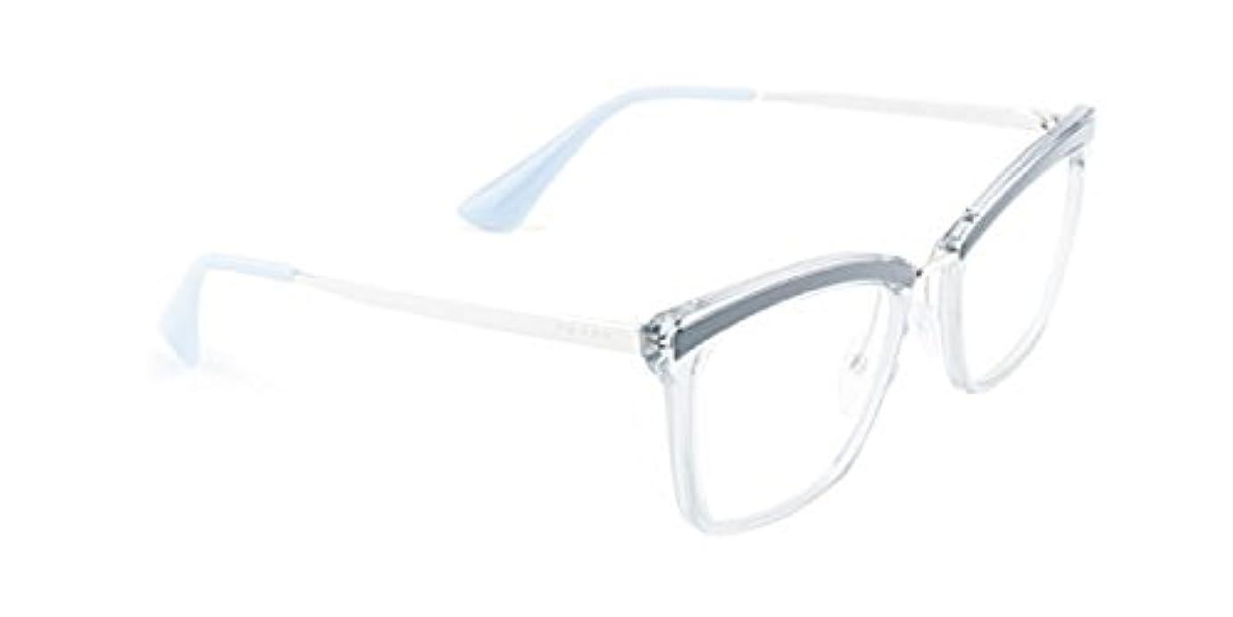 飛躍アクセルローブPrada メンズ PR 15UV眼鏡50ミリメートル 50/19/140 グレー