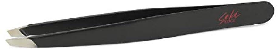 致命的な魅力的であることへのアピール膨らませるSeki EDGE ステンレス毛抜き(先斜) SS-500