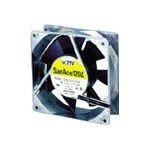 山洋電気 SanACE 長寿命ファン(60×25mm DC12V-リード線仕様) (1台) 109L0612H402