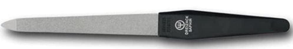 蒸し器チラチラする不利ヴォストフ ネイルファイル(爪ヤスリ)7661 16cm 【商品コード】3197800