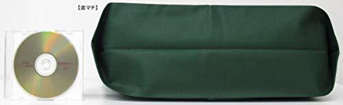 『インディゴ クリスマス ラッピング袋 グリーティングバッグ3L クリスマスツリー ダークグリーン XG984』の3枚目の画像