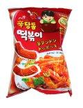 トッポキ味 スナック 75g■韓国食品■韓国お菓子■ヘテ