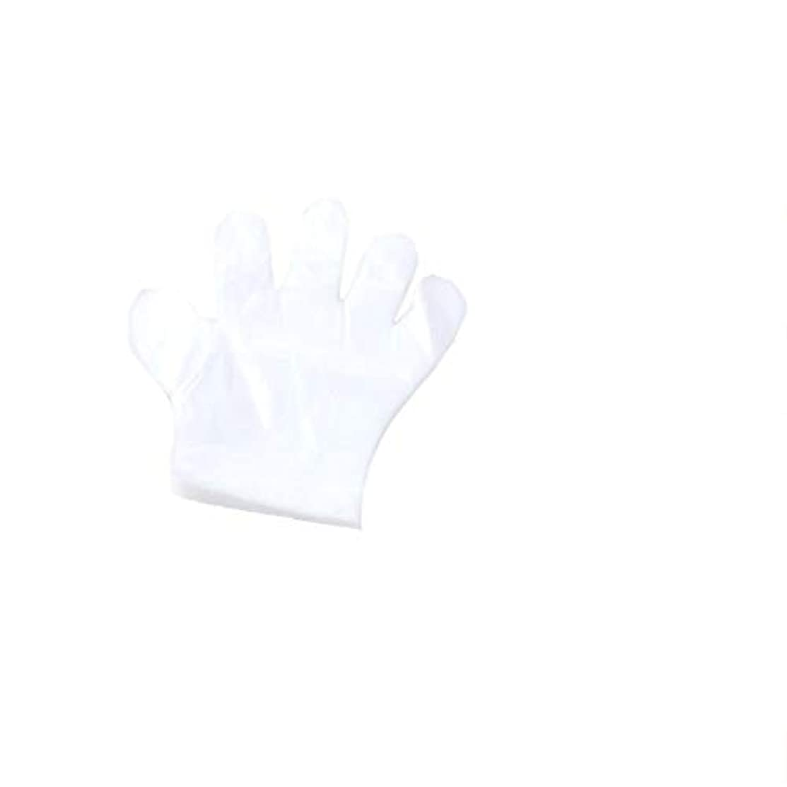 どういたしましてカセット大臣手袋は、2000年の食品グレードの家庭用の透明プラスチック使い捨て手袋でのみ厚くなっています。 (UnitCount : 2000*2000)