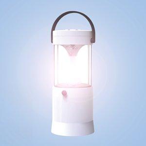 日立マクセル LEDランタン(ホワイト)2000ルクスmaxell MIZUSION(ミズシオン) MS-T210WH