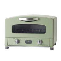 RoomClip商品情報 - Aladdin グラファイト トースター 2枚焼き/アラジン [AET-GS13N/CAT-GS13A アラジン トースター] ワンサイズ グリーン