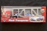 Disney Pixar Cars Mack Transporter Truck with Doc Hudson and Sally [並行輸入品]