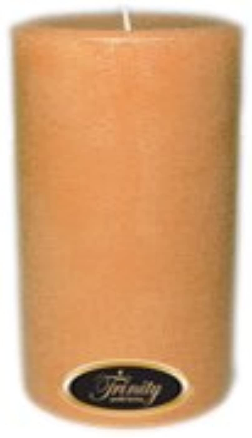 Trinity Candle工場 – Cedar Wood – Pillar Candle – 4 x 6