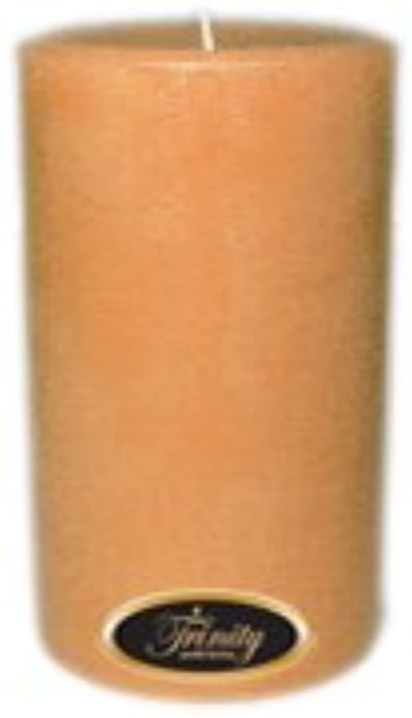 リース注入する冬Trinity Candle工場 – Cedar Wood – Pillar Candle – 4 x 6