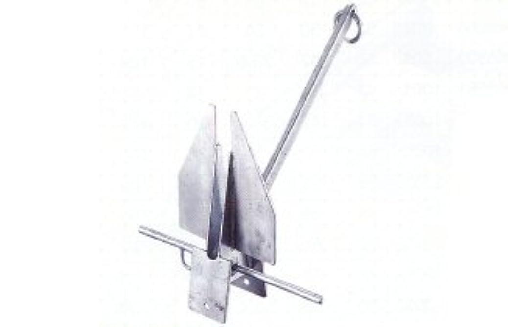 カード水を飲む望ましいダンホース型アンカー (鍛造打)亜鉛メッキ2.5kg