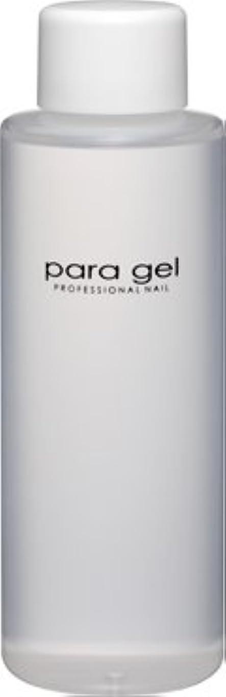 手つかずのしばしば推論★para gel(パラジェル) <BR>パラクリーナー 120ml