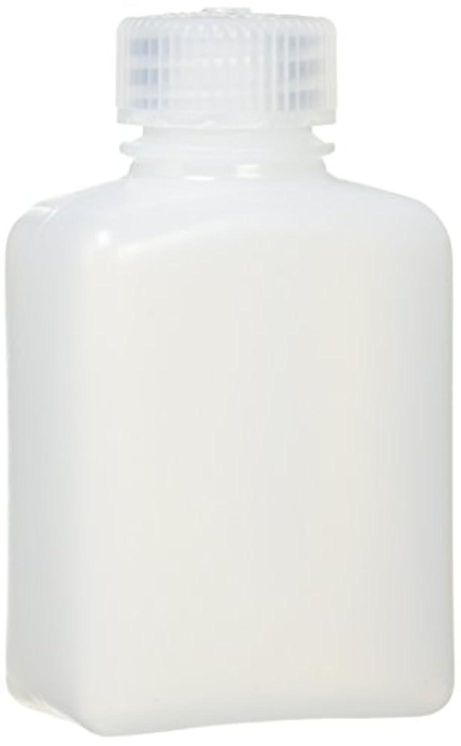 パールシャイニングマッシュnalgene(ナルゲン) 広口長方形ボトル 125ml 90204