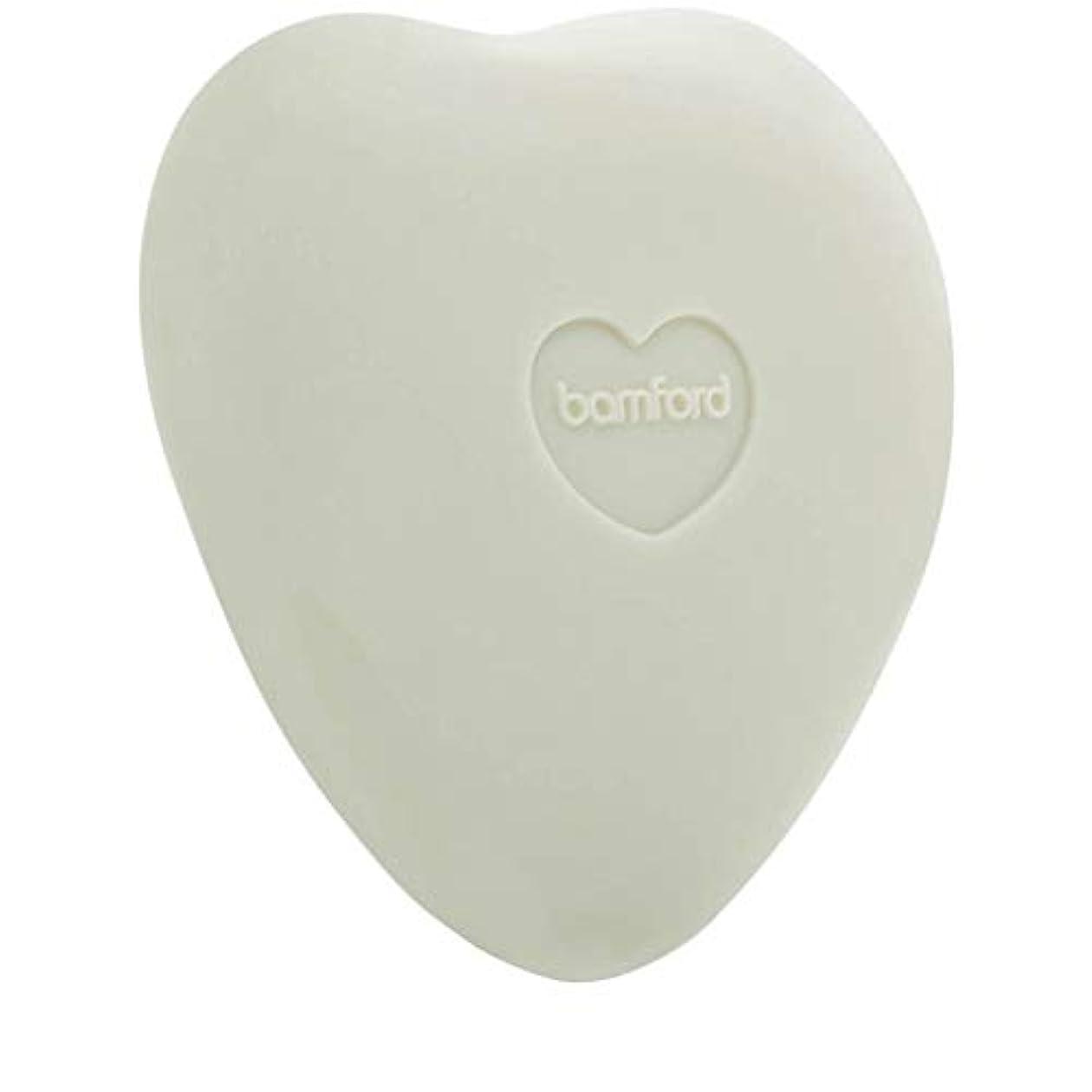 スタジアム教科書キャプション[Bamford ] バンフォードゼラニウム小石石鹸 - Bamford Geranium Pebble Soap [並行輸入品]