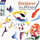 Jean-Michel Damase : Flute & Harp Music