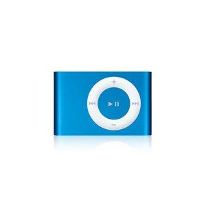 Apple iPod shuffle 2GB ブルー