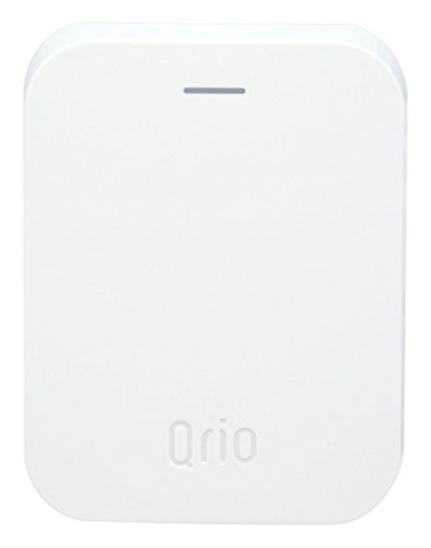 Qrio Hub 自宅の鍵を遠隔操作 鍵の閉め忘れ防止にも 外出中でも鍵の開閉をスマホに通知(Qrio Lock, Qrio Smart Lock拡張デバイス) Q-H1