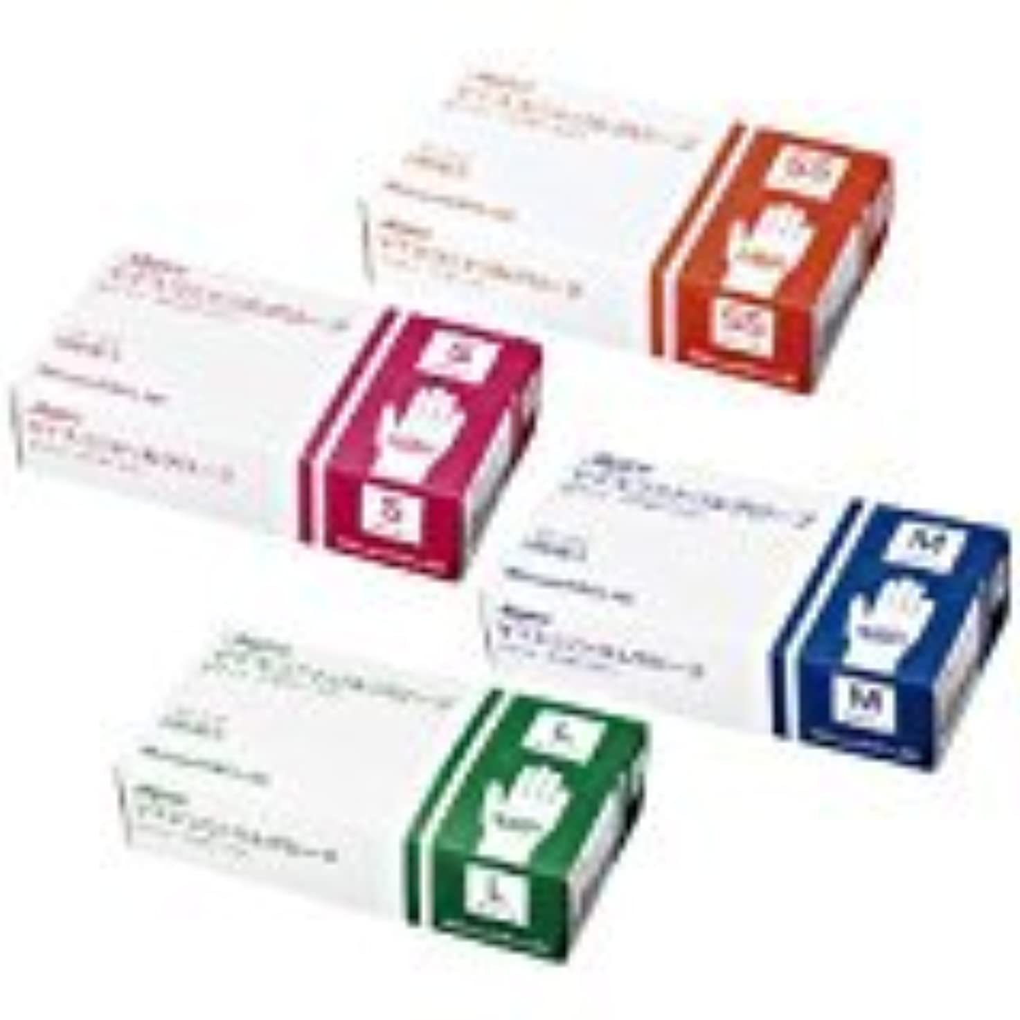活性化突然の結核マイスコ ニトリルグローブ ホワイト MY-7552(M)100???? 10箱セット
