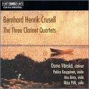 3 Clarinet Quartets