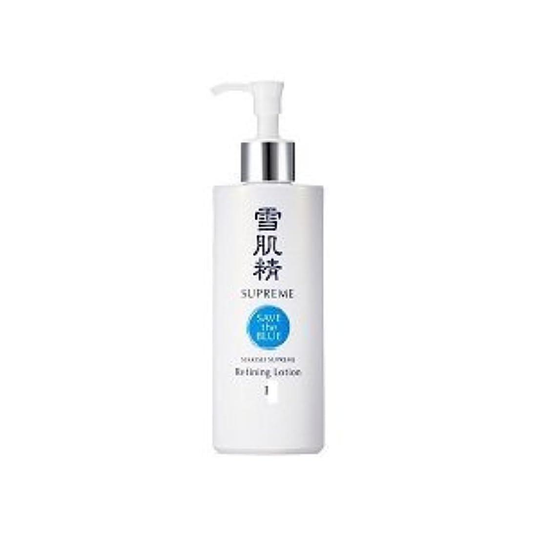 ヒギンズ統合するペニーコーセー 雪肌精シュープレム 化粧水 I 400ml