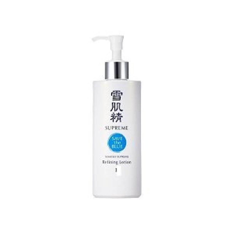 公式勧告レビューコーセー 雪肌精シュープレム 化粧水 I 400ml