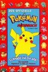 Das offizielle Pokemon Handbuch. Schnapp' sie Dir alle