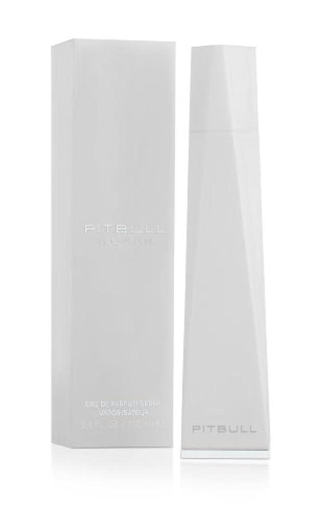 扱いやすいラインナップ距離ピットブル Eau De Parfum Spray 100ml/3.4oz並行輸入品