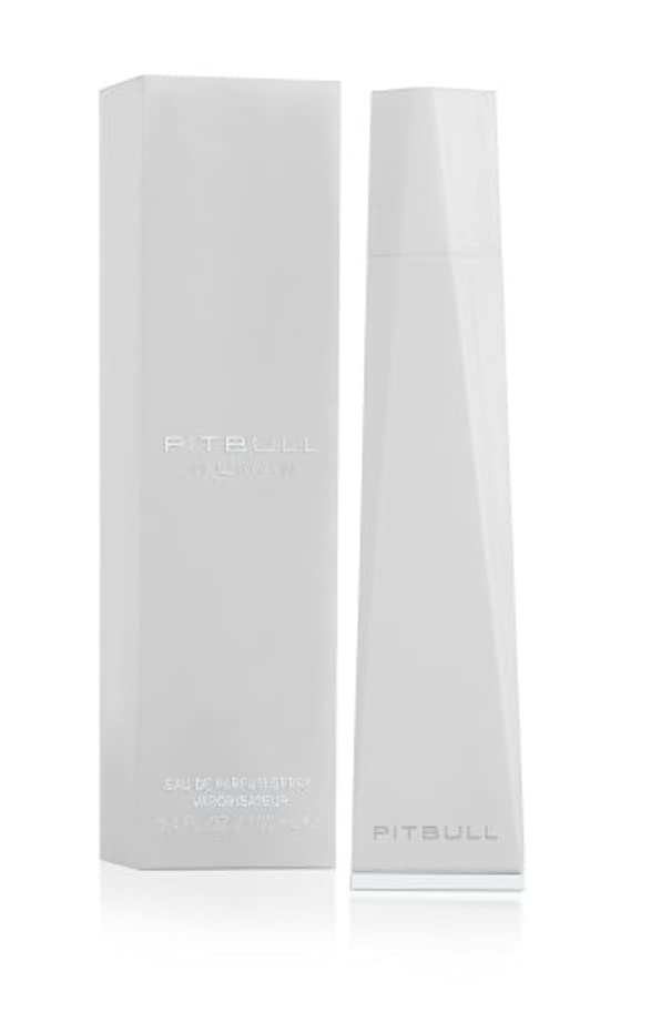 干渉同僚磁器ピットブル Eau De Parfum Spray 100ml/3.4oz並行輸入品