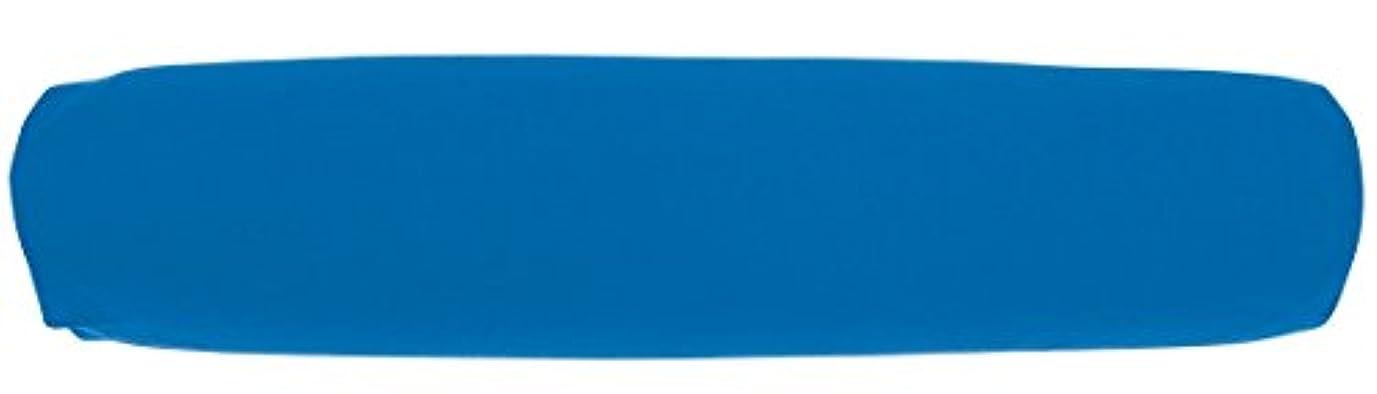 撃退する制限散らすMOGU 体位変換に使いやすい筒型クッション 専用カバー 青