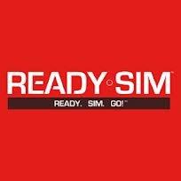 アメリカ Ready プリペイド SIM アクティベーションが簡単! (通話とSMS、データ通信1.5GB 21日間(ナノSIMサイズ))