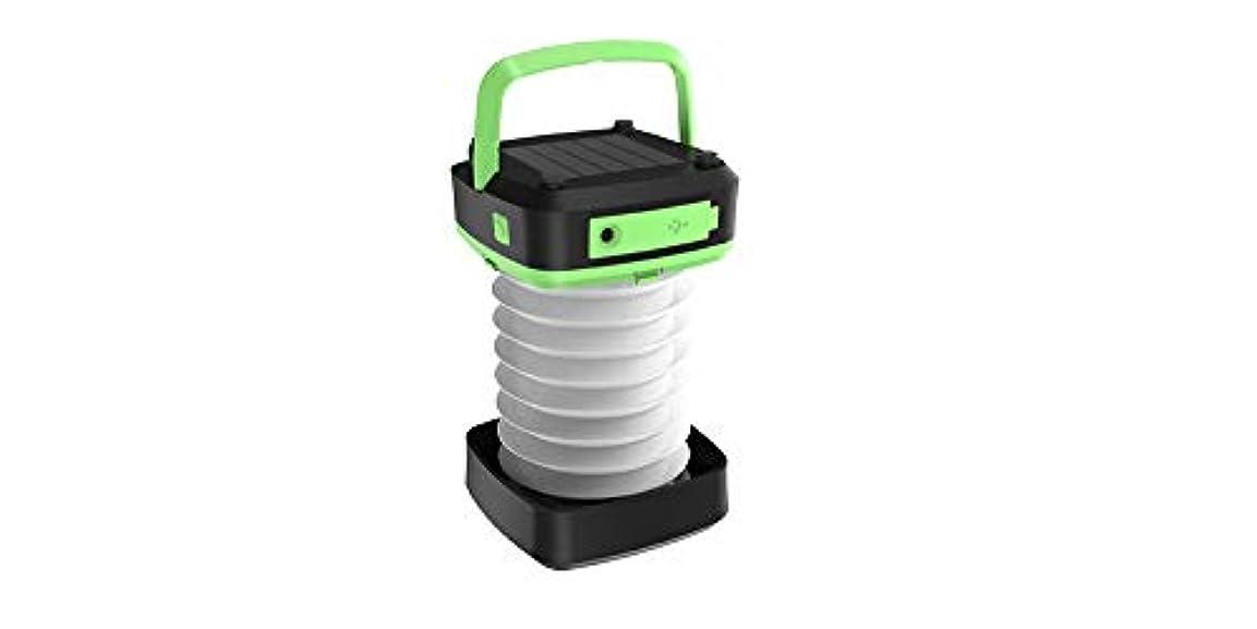 体境界人形Anoak LEDランタン ソーラーライト USB充電式 電池不要 折り畳み式 モバイルバッテリー機能 軽量 登山 夜釣り ハイキング アウトドア キャンプ用 防災対策(ご注意:北海道と沖縄には届かない)