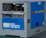 Denyo (デンヨー) ディーゼルエンジン溶接機 DLW-300LSW 超低騒音型