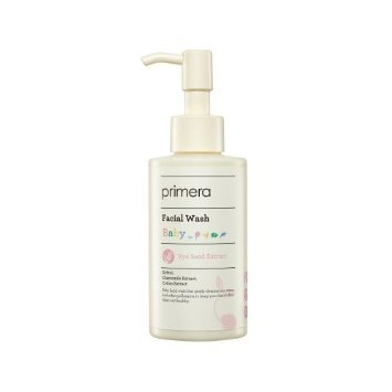 Primera Baby Facial Wash 150ml Gently Cleanses Sun Cream [並行輸入品]
