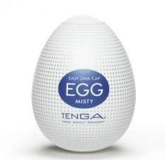 TENGA EGG 6個セット【ミスティ】 -