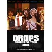 """DROPS LIVEツアー2004""""センセイ!DROPSはおやつに入りますか!?ツアー"""" [DVD]"""