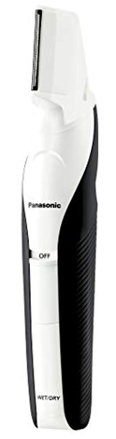 不規則な相談フラフープパナソニック ボディトリマー お風呂剃り可 男性用 白 ER-GK60-W