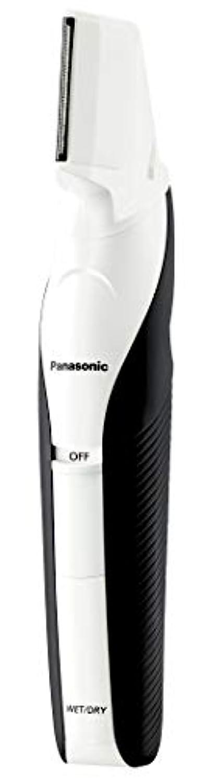 包括的州シンポジウムパナソニック ボディトリマー お風呂剃り可 男性用 白 ER-GK60-W