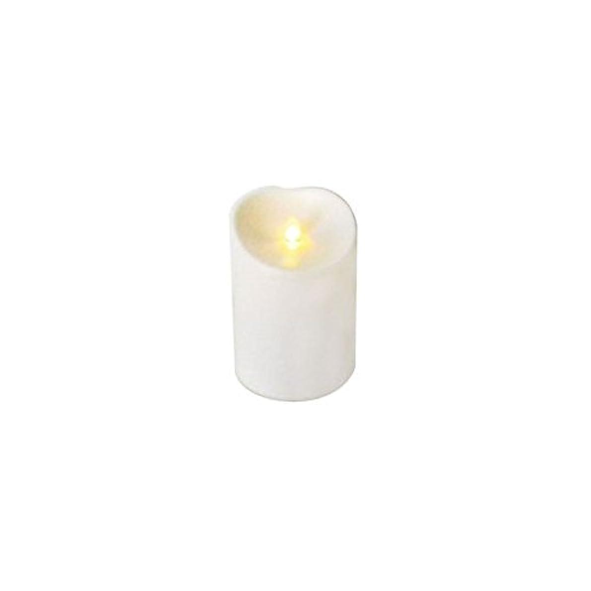 虚栄心集団平らなLUMINARA(ルミナラ)アウトドアピラー3.75×5 「 アイボリー 」 03050000